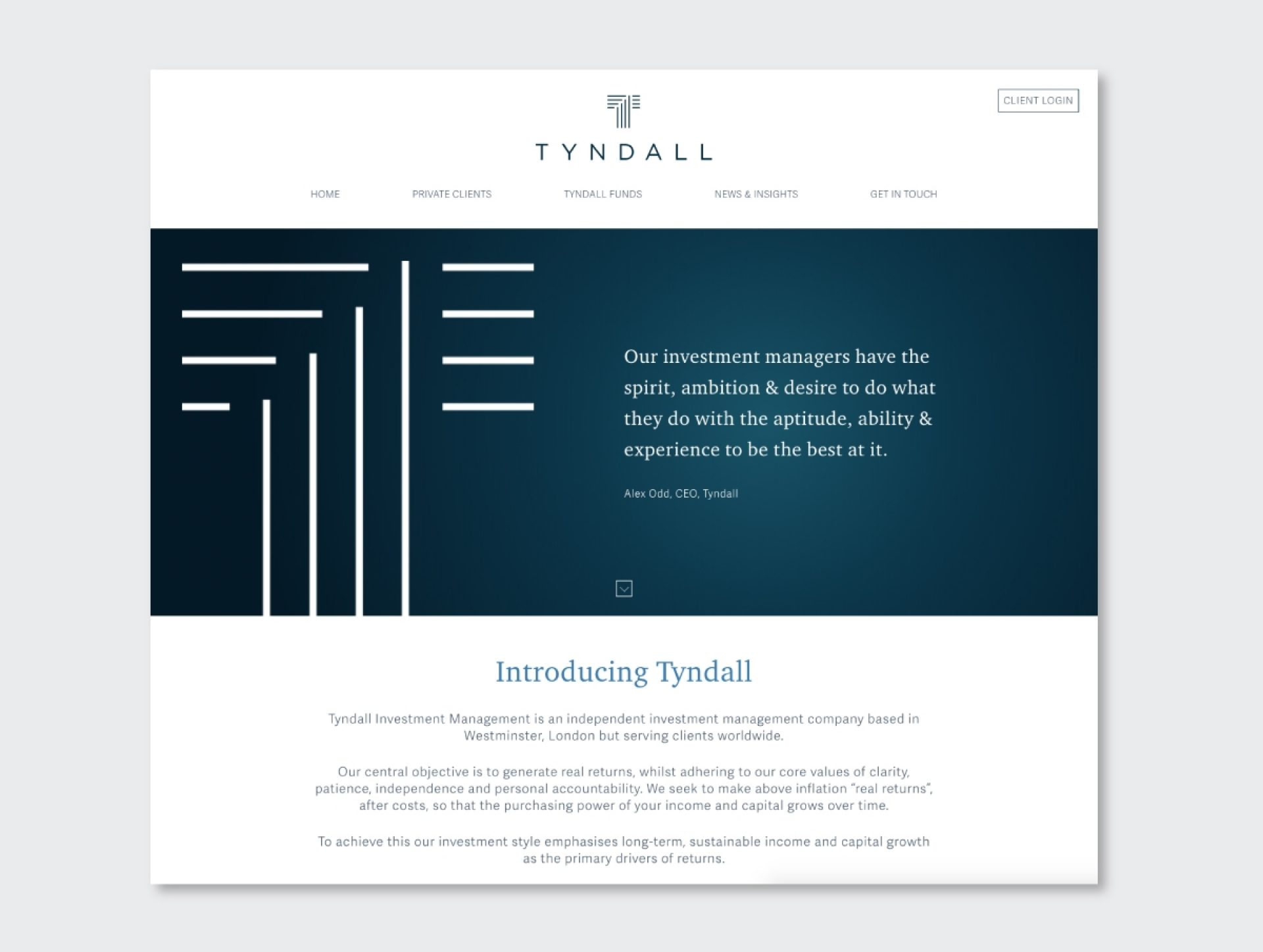 Tyndall 1 07